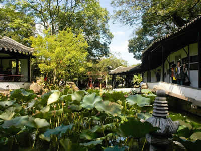 One Day Essence Suzhou Tour from Shanghai
