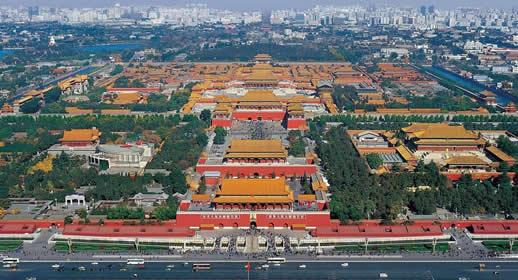 6 Days Essence China Tour (B)-Beijing, Xian from Shanghai (Train